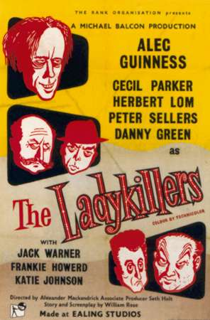 The Ladykillers Movie 1955